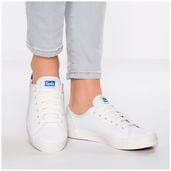 Keds Shoes | Keds Kickstart Leather